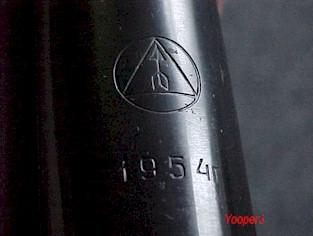 علامات السلاح Ishekv1954