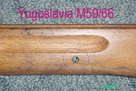 Sks markings yugo Yooper John